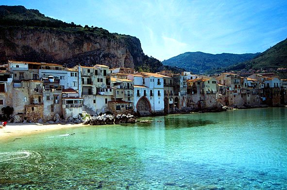Cefalu Italy  city photo : Cefalu, Sicily, Italy | Jack Elliott's Santa Barbara Adventure