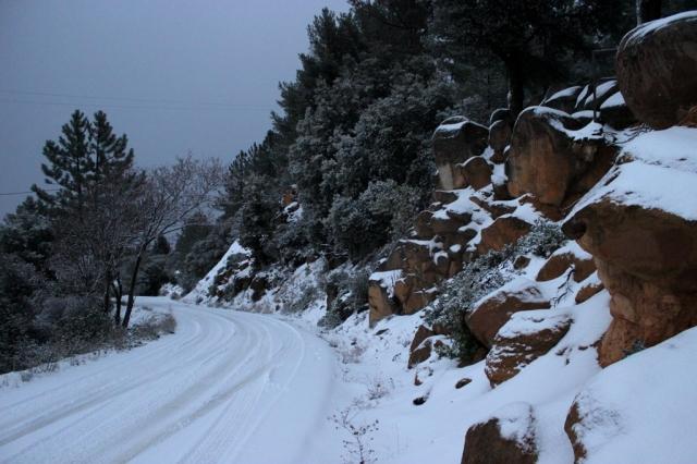 East Camino Cielo