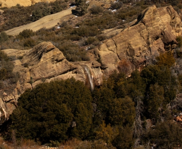 Chorro Falls