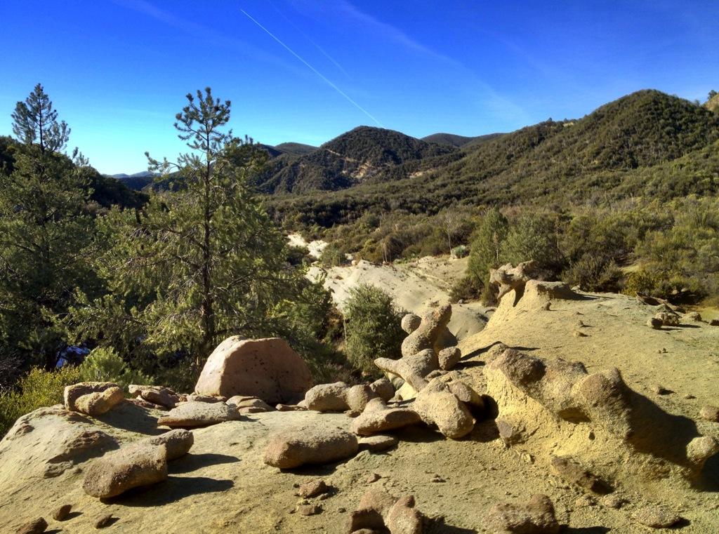 Godwin Canyon Los Padres National Forest Jack Elliott S