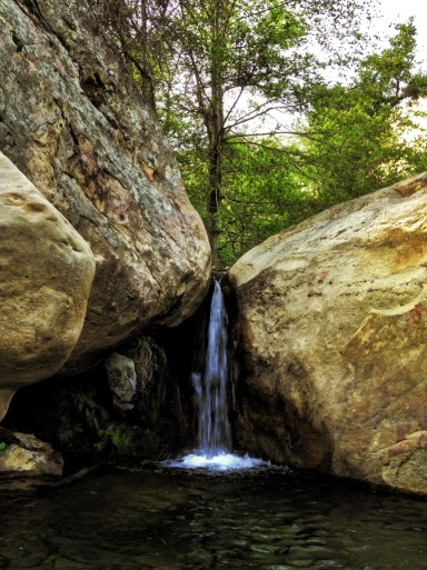 Sespe Wilderness Pools
