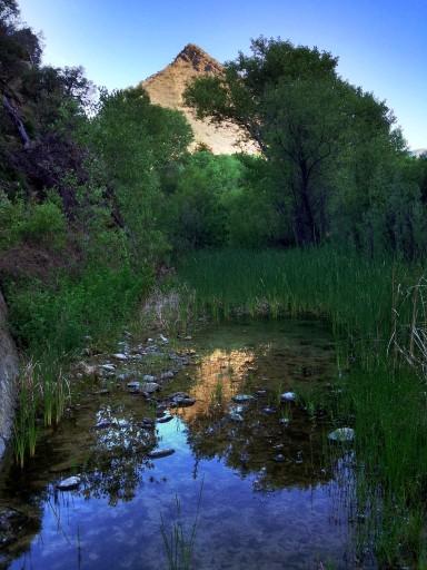 mono creek