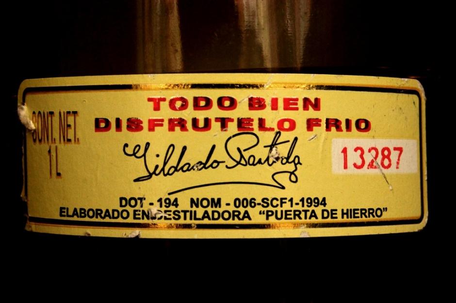 cava de oro tequila