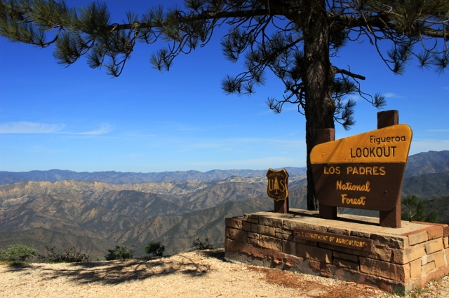Figueroa Mountain Lookout