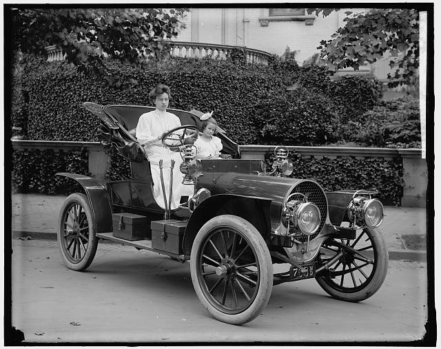 Franklin Model D 1907 roadster