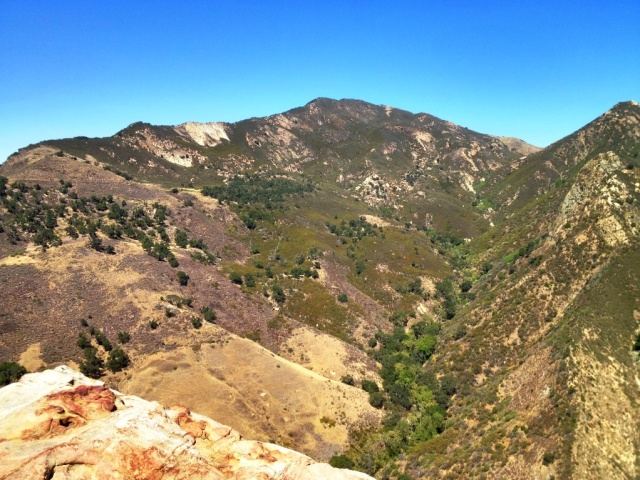 Gaviota Peak hike