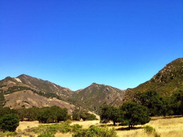 Gaviota Peak