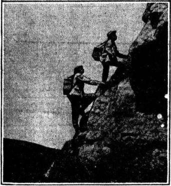 California condor San Bernardino Daily Arizona Silver Belt, June 04, 1908