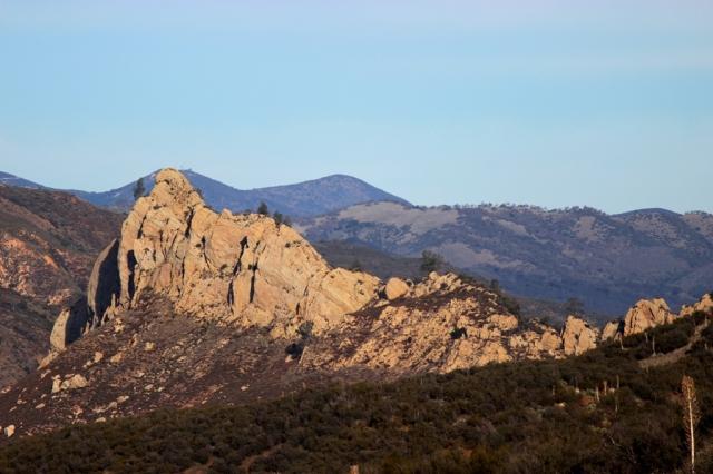 Castle Rock San Rafael Wilderness