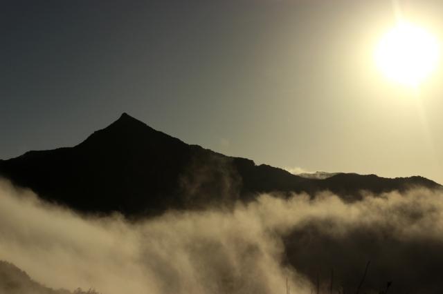 Peak 3662 Santa Ynez Mountains
