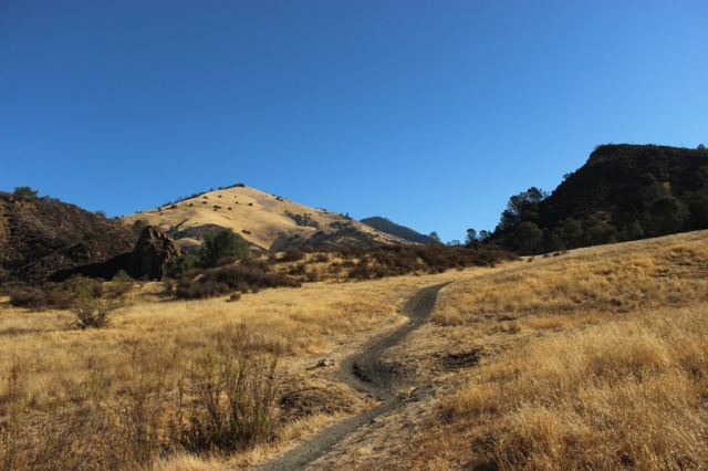 Grass Mountain Zaca Peak Birabent Canyon