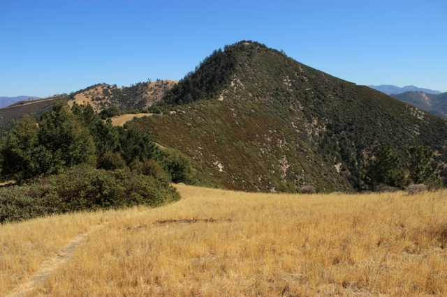 Zaca Peak Zaca Ridge Trail