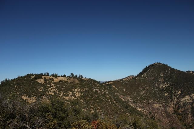 Zaca Ridge Zaca Peak