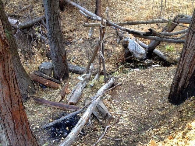 Cedar Creek hiking trail