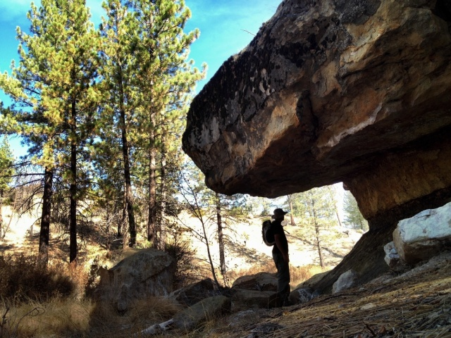 Cedar Creek Trail Los Padres National Forest Sespe Wilderness