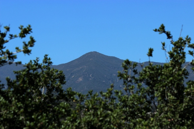 San Ysidro Peak 1