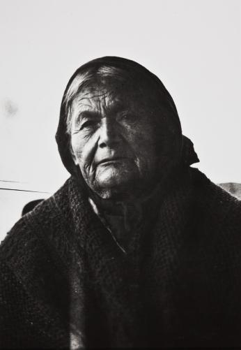 Luisa Ygnacio, Barbareno Chumash, consultant to John P. Harrington  1913