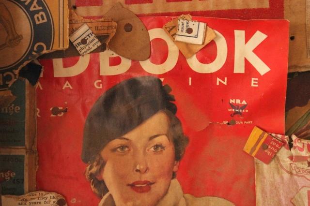 Burro Schmidt cabin Depression Era magazine