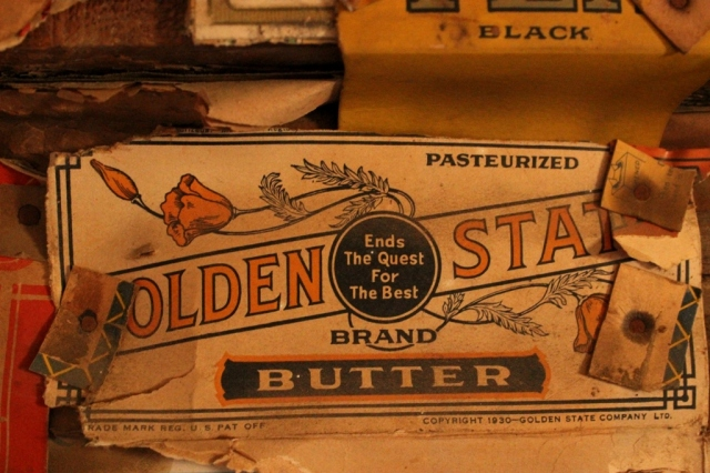 Golden State Butter