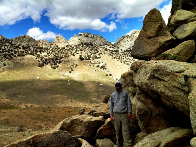 Indian Wells Canyon hikes