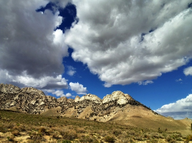 Indian Wells Canyon Kern County