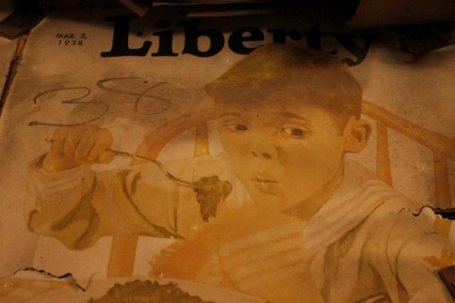 Liberty Magazine 1938
