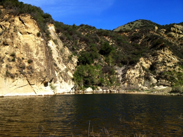 Santa Ynez River fishing