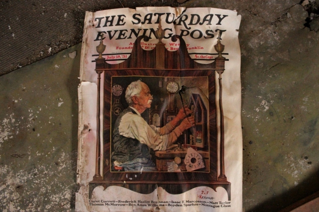 Saturday Evening Post 1931