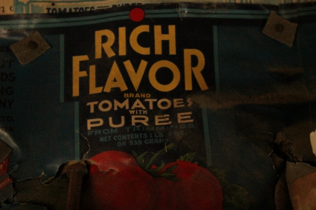 tomato cab label