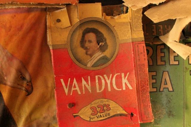 Van Dyck cigars 1930s