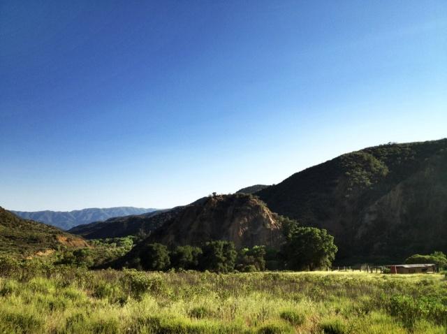 Ogilvy Ranch adobe Mono Alamar Trail
