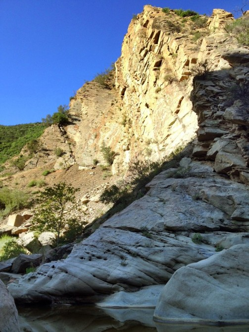 Mono Creek Narrows Santa Barbara hikes