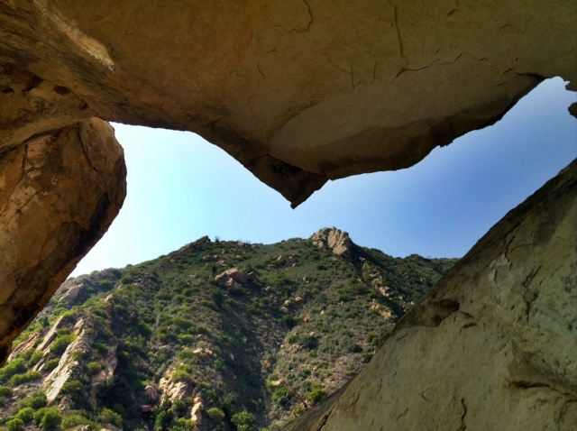 Barger Arch Santa Barbara Hikes