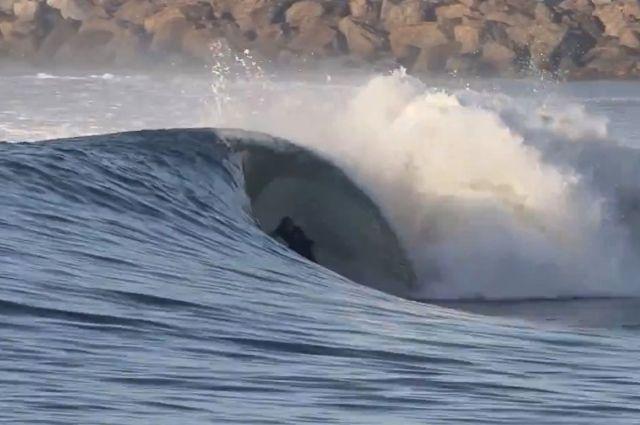 Gabe Venturelli Sandbar Hurricane Marie 8-27-14(1)