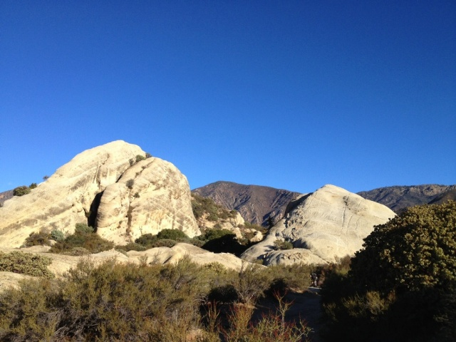 Piedra Blanca Sespe Wilderness