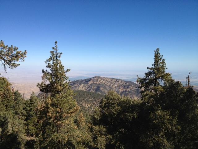 Eagle Rest Peak San Emigdio Mountains