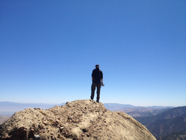 Eagle Rest Peak Stillman San Emigdio Wind Wolves