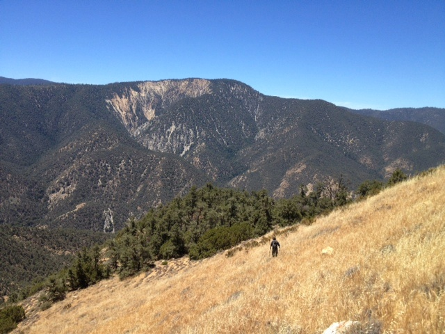 San Emigdio Canyon Wind Wolves Preserve Hiking