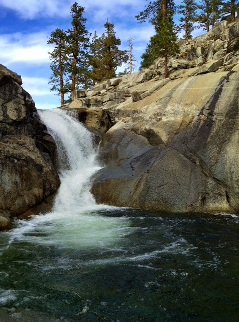 Yosemite Falls Jack Elliott S Santa Barbara Adventure
