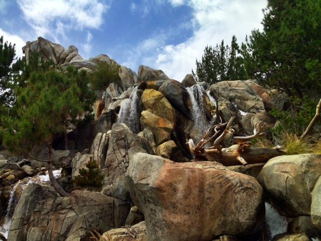 Splash Mountain. Disneyland