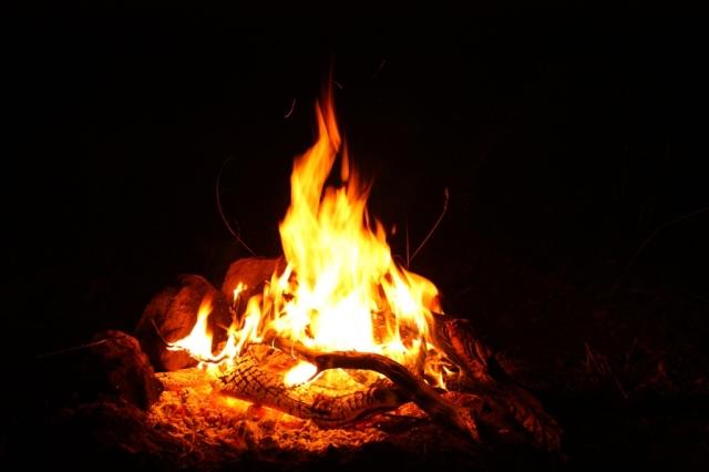 Campfire Los Padres Santa Barbara