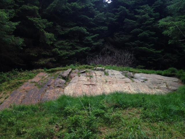 Petroglyphs Arran Scotland Stronach hiking