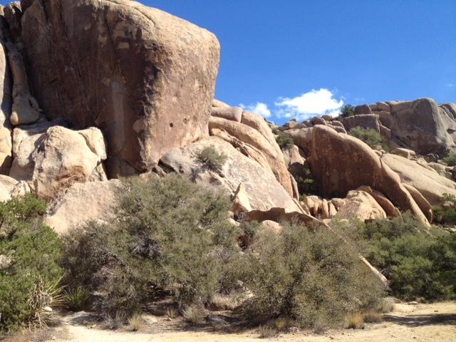 Eagle Cliff Mine Joshua Tree