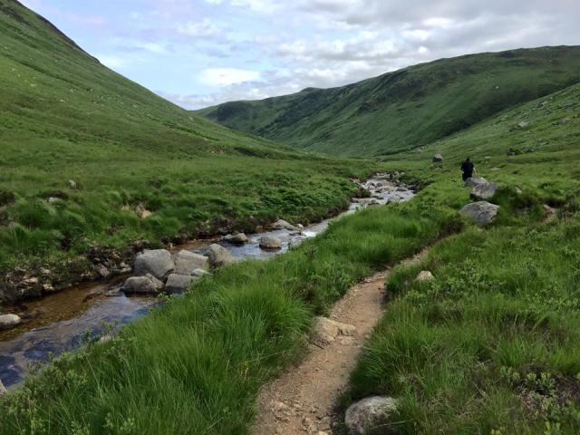 Glen Rosa Isle Arran Scotland