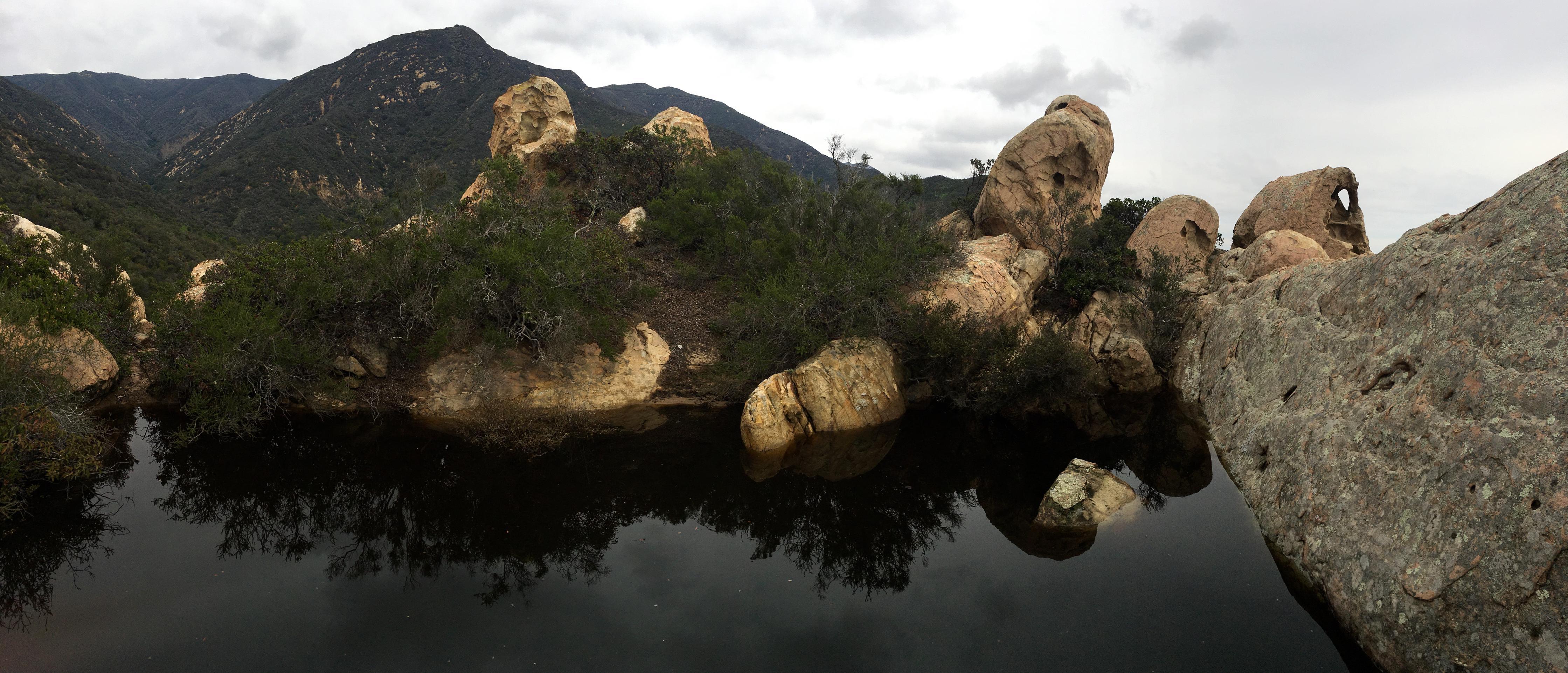 San Ysidro Tank | Jack Elliott\'s Santa Barbara Adventure